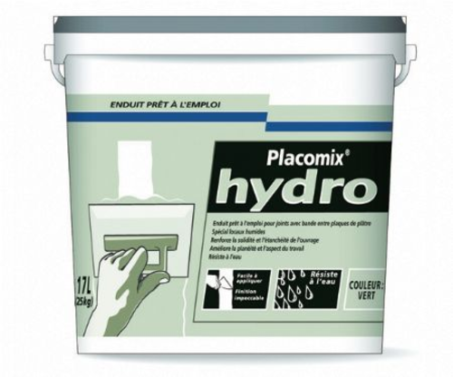 Placomix® Hydro | Placomix Hydro vert 15 kg
