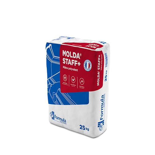 Molda® Staff+ | molda, staff, platre