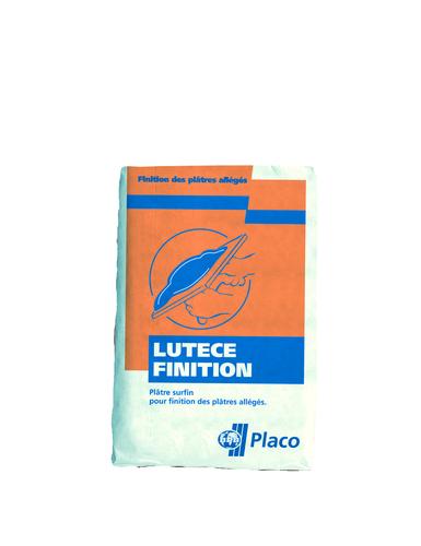 Lutèce® Finition 25kg | Sac Lutèce Finition