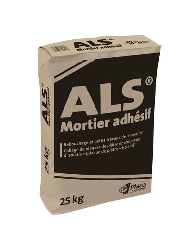ALS® | mortier adhésif