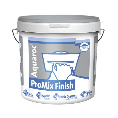 ProMix Aquaroc® Finish | Enduit utilisé pour le jointoiement et le ratissage des plaques ciment Aquaroc®