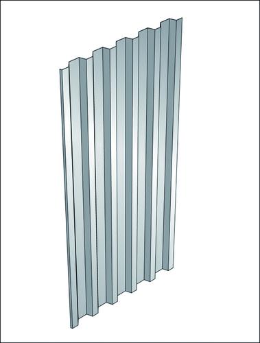 Bac Securistil® | bac securistil accessoire pour système à haute résistance à l'effraction securistil