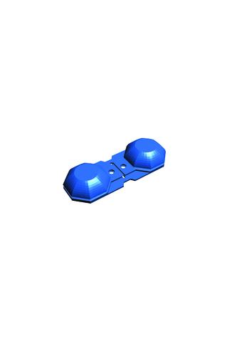 Connecteur Stil® F 530 | connecteur stil F530 accessoire pour système Placostil