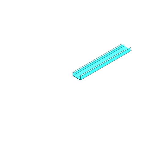 Fourrure Stil® F 530 | Fourrure Stil F530 accessoire pour système Placostil Fourrure Stil F530/530 Fourrure Stil F 530/300