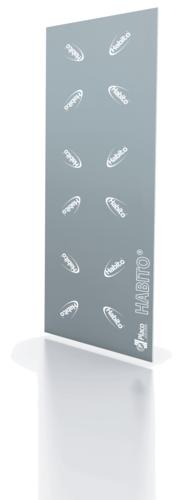 Habito® 13 | Plaque de plâtre à 2 bords amincis et à haute résistance mécanique pour tous types d'ouvrages. Habito® a été récompensé par 5 prix dont : - Lauréat Or de la Catégorie Aménagement Intérieur, dans le cadre du Concours de l'Innovation organisé par le Mondial du Bâtiment, - Prix de « l'Innovation Produits » aux Trophées du Négoce 2017 dans la catégorie « Rénovation », - Médaille d'Or Challenge Innovation au Séminaire LCA-FFB en novembre 2016.