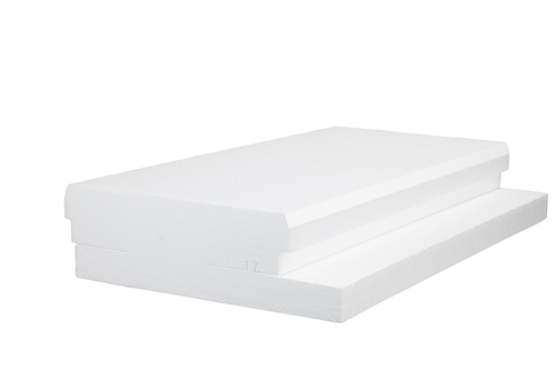 Hourdissimo® T 700 120 Up 40 | Entrevous polystyrène expansé découpé de coffrage et d'isolation des planchers à poutrelles treillis