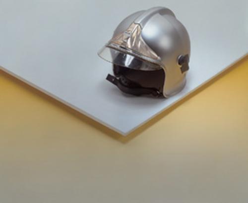 Lisaplac® BA 13 | Plaque de plâtre A1 à bords francs, sans carton et armée de fibre de verre.