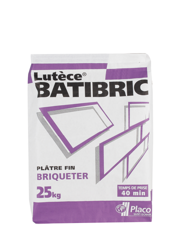 Lutèce® Batibric | version 2013 lutece batibric 25Kg