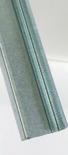 Montant Stil® M 48 | Profilé en acier galvanisé pour la réalisation de cloisons en plaques de plâtre sur ossature