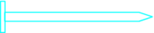 Pointe Gyplat™ Tel 30x3 | Pointe Perfoplaque Tel 30x3