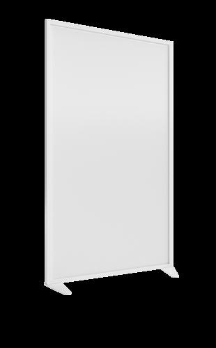 Placo® Modulo Style - Blanc - Profilé Blanc - 1000x1800 mm | Placo Modulo Style blanche profilé blanc 1000x1800