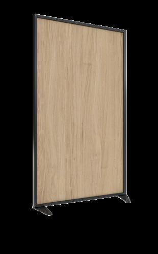 Placo® Modulo Style - Bois - Profilé Noir - 1000x1800 mm | Placo Modulo Style bois profilé noir 1000x1800