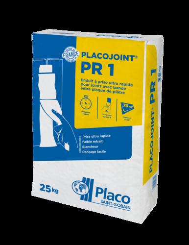 Placojoint® PR 1 25kg | Enduit à joint à prise
