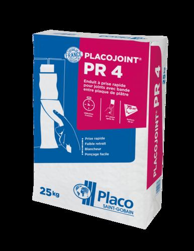 Placojoint® PR4 25kg | Enduit à joint à prise 3h