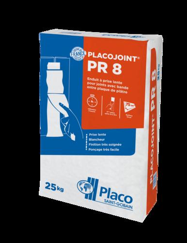 Placojoint® PR 8 25kg | Enduit à joint à prise