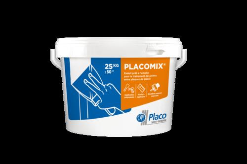 Placomix® 25kg | seau 3D 2019 Placomix 25kg