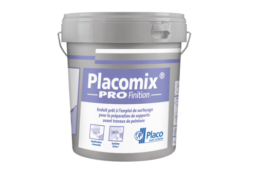Placomix® PRO Finition | Seau de Placomix Pro Finition