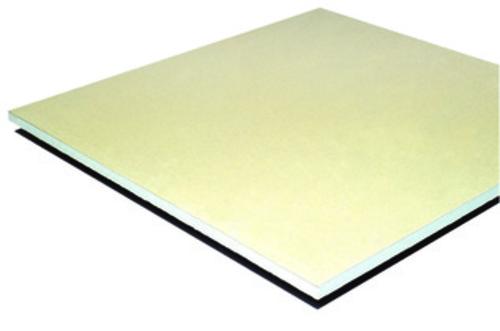 Placoplatre® BA 25 HD | Plaque de plâtre d'épaisseur 25 mm et de largeur 900 mm, haute résistance au feu et haute dureté, particulièrement adaptée à la mise en oeuvre du Concept Hospitalier.