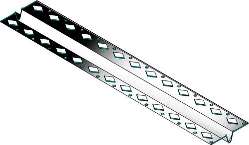 Profilé de Dilatation Stil® | Profilé de dilatation stil profilé pour joint de dilation