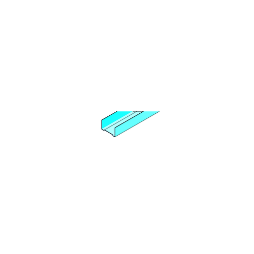 Rail Stil® R 48 | Rail R48 accessoire pour système placostil