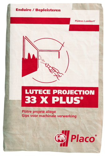 Lutèce® Projection 33 X PLUS 33kg | Sac Lutèce Projection 33 X Plus