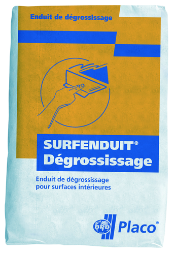 Surfenduit® Dégrossissage 25kg | Sac Surfenduit Dégrossissage