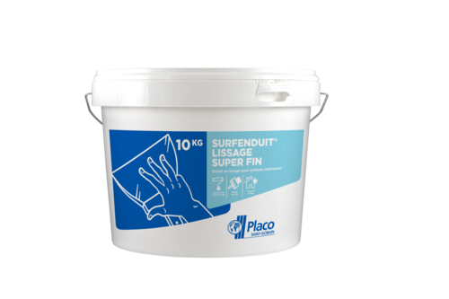 Surfenduit® Lissage super fin 10kg | enduit de lissage