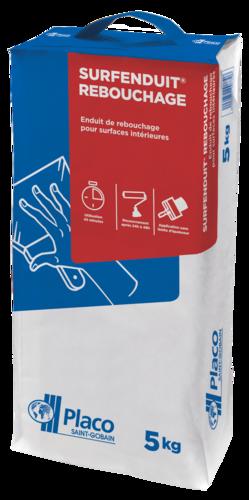 Surfenduit® Rebouchage 5 kg | emballage surfenduit rebouchage 5 kg