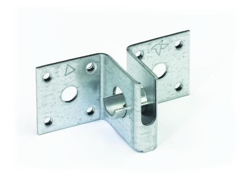 Suspente rticulée Stil® SA | Suspente articulée adaptée pour plafonds droit et inclinés sur support bois et béton