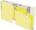 Cloison Placostil® 98/62 Placoplatre® BA18S - EI60 - 47dB - 5,6m