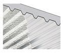Protection de poutre béton rectangulaire par plâtre Lutèce® Feu 400 - 17 mm - REI120