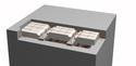 Plancher 12+5 sur vide sanitaire avec entrevous isolants Hourdissimo® - poutrelles treillis - Entraxe 60 cm - Up = 0,23 W/m².K - maçonnerie courante